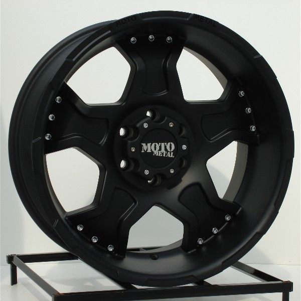 17 inch Black Wheels/Rims Chevy Truck GMC 1500 6 Lug
