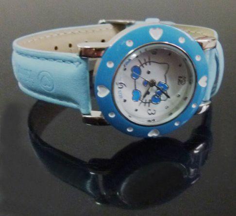 New hello kitty girl cute watch students gift hellokitty wristwatch