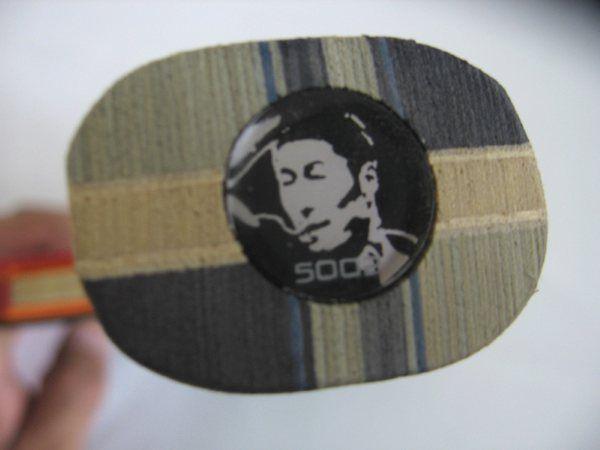 Table Tennis Paddle Racket Bat Penhold short DHS X  5006 Ping Pong