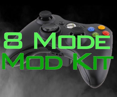 Mode Rapid Fire Mod Kit For XBox 360 Wireless Control