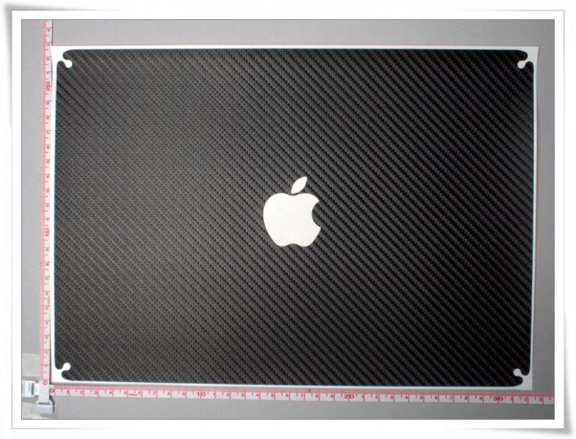 SGP Laptop Cover Skin Carbon   2010/2011 Macbook Pro 13